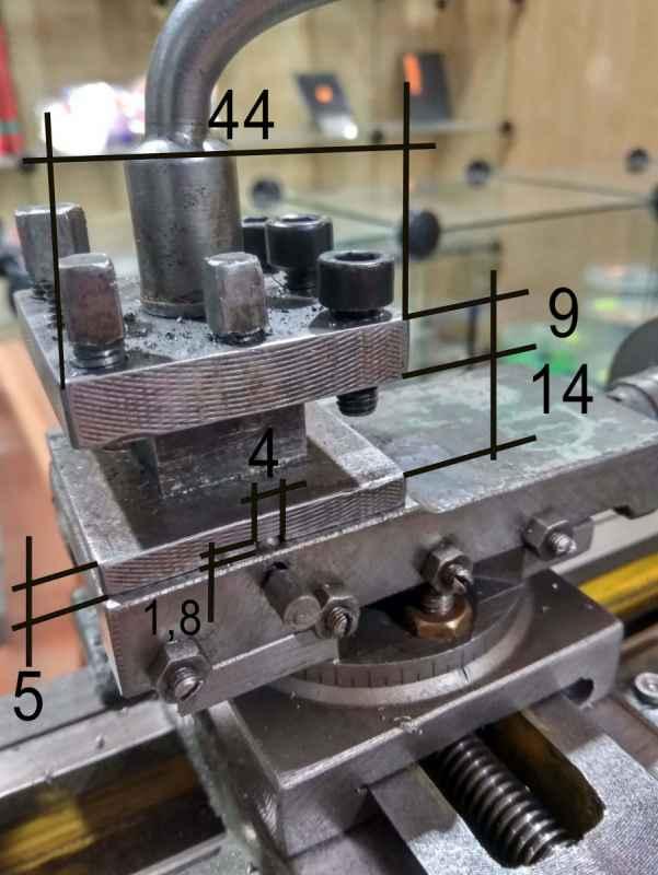 Ремонт токарных станков и 10