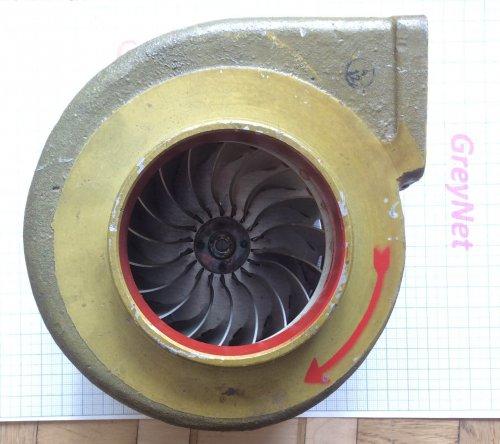 Крыльчатки для центробежного вентилятора своими руками 134