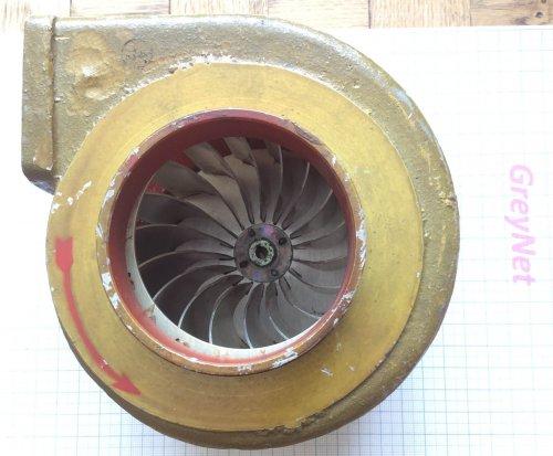 Крыльчатки для центробежного вентилятора своими руками 158
