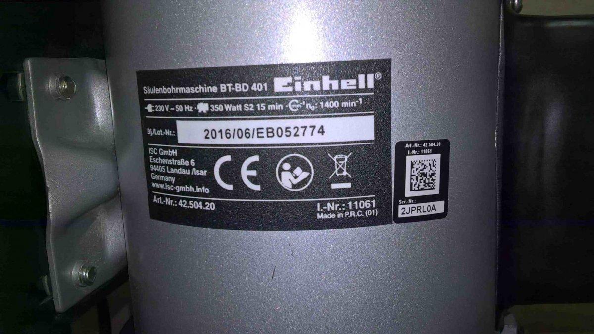 2 _ станок сверлильный Einhell BT-BD 401   _ 055.jpg